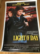 "Vintage Light Of Day Michael J Fox Joan Jett 1987 41""X 27"""