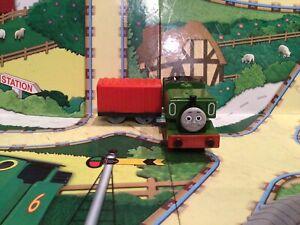 thomas the tank engine trackmaster trains Luke