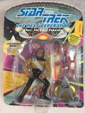 NEW Star Trek Lieutenant WORF  The Next Generation Figure Playmates 1992 6013