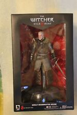 The Witcher 3 -  Dark Horse GERALT Z RIVII  LIMITED STATUE FIGURINE  - NEW