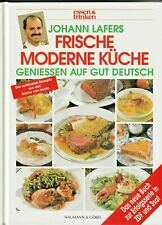 Kochbuch: Johann Lafers Frische Moderne Küche, Genießen auf gut Deutsch