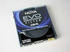 Hoya Evo Circular Polarizer 62mm Lens Filter