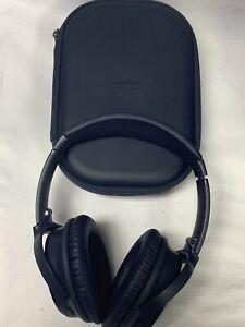 Bose QuietComfort 35 II Wireless NC Headphones TRIPLE MIDNIGHT