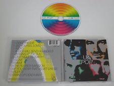 U2/POP(ISLAND CIDU210/524 334-2) CD ÁLBUM