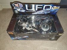 Product Enterprise UFO SHADO Interceptor With UFO Saucer