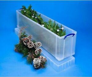 New Really Useful 77 Litre Christmas Tree Box