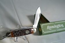 "Vintage Remington R-4 Survival Camping Knife ""Camillus SFO"" UMC Shield NIB NOS"