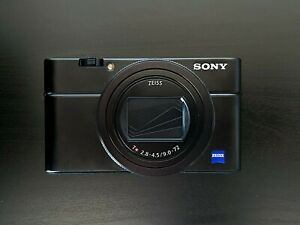 Sony RX100 VII Camera +8x / 24-200mm F2.8-4.5 + Original Packaging. Never Used.
