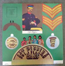 Sgt Pepper - Beatles Lp Insert