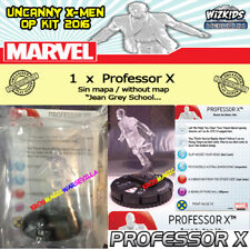 MARVEL HEROCLIX UNCANNY X-MEN OP KIT ENG/SPA PROFESSOR X (Sin mapa/without map)