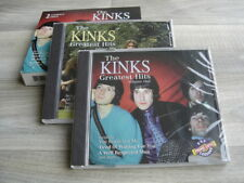 rock 60s pop THE KINKS 2 CD box set *NEW & SEALED* Greatest Hits SUNNY AFTERNOON