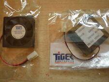 40x40x10mm  Fan  5VDC   SD401105B  Tiger Electronics  pack of 2  Z511