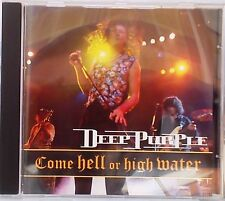 Deep Purple - Come Hell Or High Water (CD 1994)  Live Germany/ England 1993