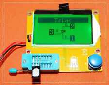 Mega328 LCR-T4 Transistor testeur Diode Triode Capacitance ESR mètre MOS PNP /