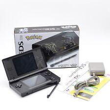 Black Nintendo DS Lite HandHeld Console System with Platinum Game