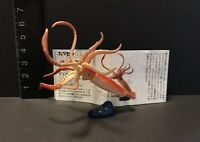 Kaiyodo Capsule Museum Q Japan Exclusive Deep Sea Giant Colossal Squid Figure