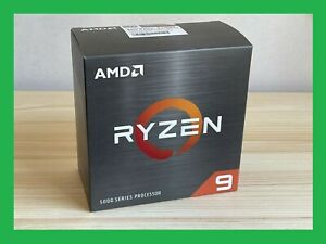 AMD Ryzen 9 5900X Processor 🌞 4.8GHz 12 Core AM4 🌞 New, Sealed 🌞 £1 No Resere