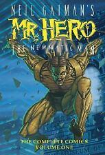 Neil Gaiman's Mr. Hero Complete Comics Vol. 1