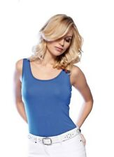 Artigiano Blue  Sleeveless Vest Top - Size: 14R  RRP £29