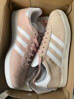 Adidas Originals Gazelle GS ® ( UK Size 5 EUR 38 ) Vapor Pink ( Defective )