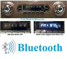 1955 2nd Series & 1956- 59 Chevy Truck Bluetooth Stereo Radio 740 (Fits: Truck)