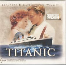TITANIC - Box set - Cards & Film - VHS-PAL-NEW-Never played!-Original Oz release