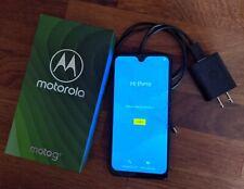 New listing Motorola - Moto G7 with 64Gb Xt1962-1 Cracked Screen Unlocked