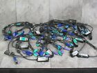 Lot of 25 HP 520-290-510 KVM Interface Console Cable 396632-001