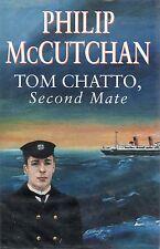 PHILIP McCUTCHAN TOM CHATTO SECOND MATE FIRST EDITION HARDBACK U/C DJ 1995
