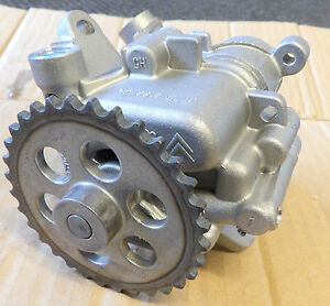 Genuine Ford Oil Pump For Citroen relay and peugot boxers Commecial Van For 2007