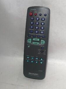 Sharp Philco GA292SB Set Top Box TV Receiver CATV VCR DVD Remote Control Tested