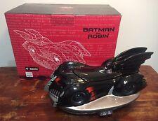 Warner Brothers DC Comics Batmobile Batman & Robin Cookie Jar 1997