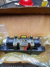 Parker D1VW008CVYGH56 Solenoid valve