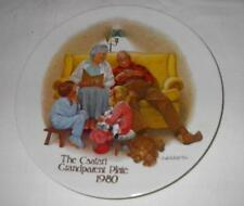 "Edwin M. Knowles Csatari ""The Bedtime Story"" Plate"