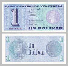 Venezuela 1 bolívar 1989 p68 UNC.