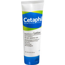 Cetaphil DailyAdvance Ultra Hydrating Lotion For Dry, Sensitive Skin 8 oz