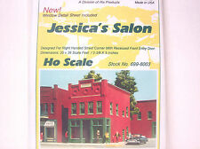 Ho Rix Smalltown Kit Jessica'S Salon. Kit pack is still sealed & never opened.