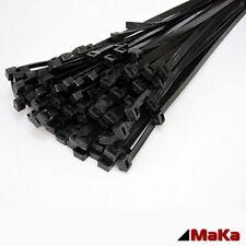 100 Stck  Kabelbinder schwarz 360 x 4,8 mm Europäische-Ware/ Industriequalität