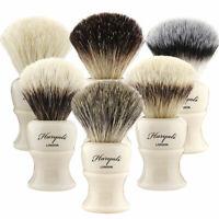 Men's Shaving Bear Brush Best Badger Hair Shave Resin Handle Razor Barber Tool
