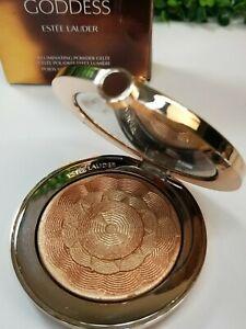 Estee Lauder Bronze Goddess Illuminating Powder Gelee 03 Mirage 0.24oz - UNBOXED