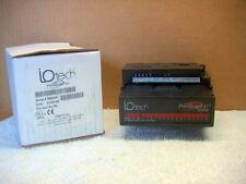 IOtech PointScan/121 Ethernet 16 digital Input (12/24 VDC/VAC) NEW OLD STOCK