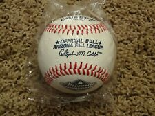 Rawlings Official ARIZONA FALL LEAGUE Baseball (1 NEW Minor League Ball)