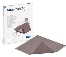 Atrauman AG Silver Impregnated Tulle Dressings 10cm x 10cm (x10)