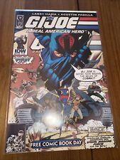 IDW FREE Comic Book Day  G.I. Joe A Real American Hero #155 1/2 FCBD 2010