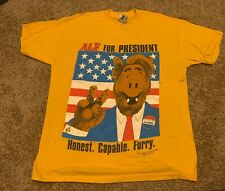 New Inspired Alf Skateboarding Skater 80/'s Funny Sitcom Cost T-shirt Limited 4d9