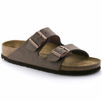 New Birkenstock Arizona Classic Sandals - Mocca - Made in Germany