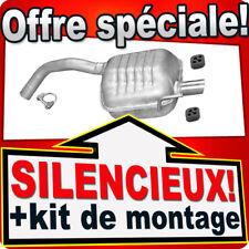 Silencieux Arriere ALFA ROMEO 147 1.6 2.0 16V TWIN SPARK 2000-2010 ABF