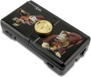 Nintendo DS/DS Lite Hard Case Donkey Kong & Diddy Robo Armor Pdp