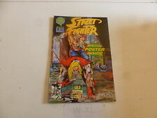 STREET FIGHTER Comic - No 2 - Date 09/1993 - Malibu Press