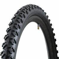 "Kenda 26"" X 1.95"" Tyre Cycle Bicycle Mountain Bike BMX Black Rubber"